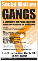 Gangs Event