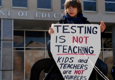 New Mexico Students Join Others in Nation Against New Tests