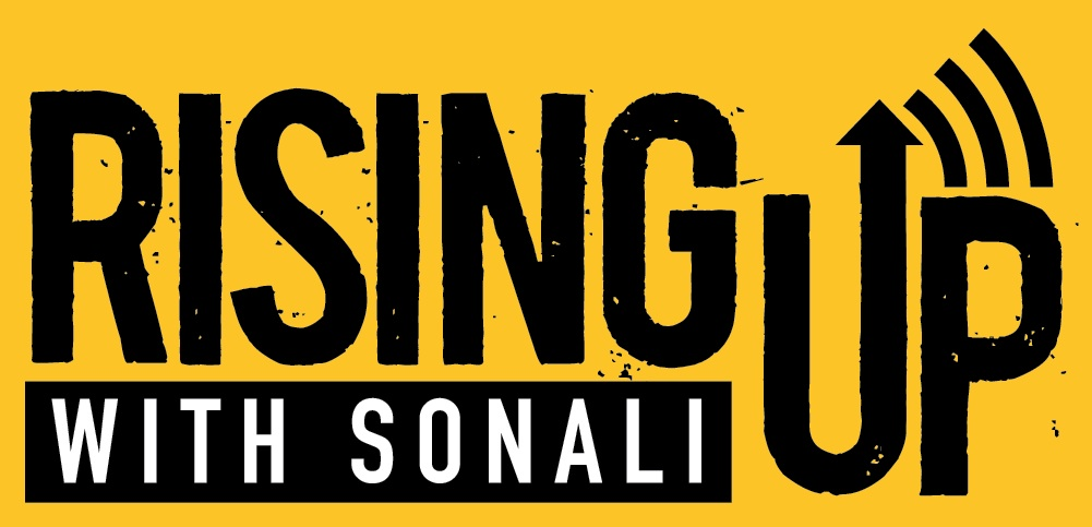 Image result for rising up with sonali'